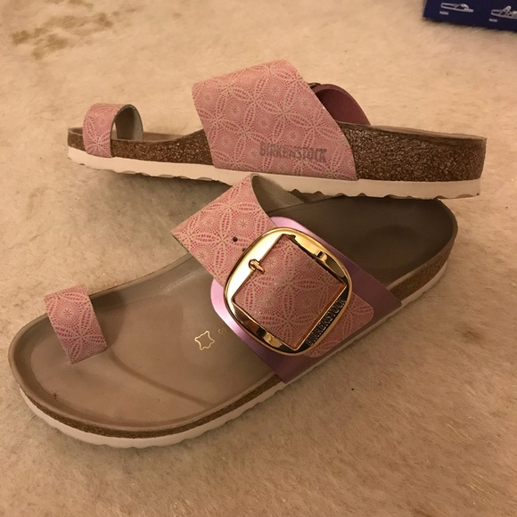 15ba615e9d1d Birkenstock Shoes - Birkenstock Miramar Big Buckle